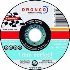 Отрезной диск по металлу супертонкий A 60 R