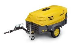 Compressors Mobile Atlas Copc