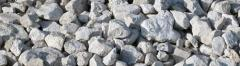 Calcareous DSF-1 crushed stone: the 10-40th