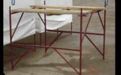 LSPR-200 bricklayer's scaffold