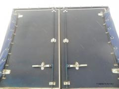 Aluminum boards for trailers and semi-trailers