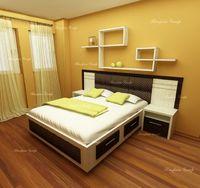 Кровать двухспальная 1600 х2000