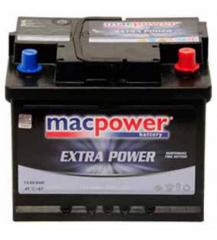 Аккумулятор Автомобильный Macpower 12V 60 Ah ( P+