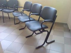 Chairs for offices, halls