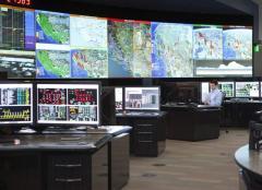 Sistem central de monitorizare