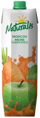 Нектар морковно - яблочный с мякотью и сахаром