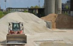 Sand (pit new Anena)
