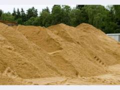 Песок природный