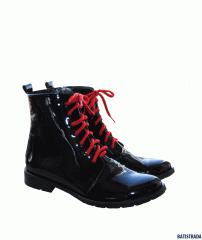 Стильные лаковые ботиночки Batistrada