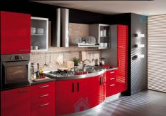 Kitchen to order, ROSSO LINE