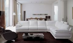 El sofá N-4 en Chisina