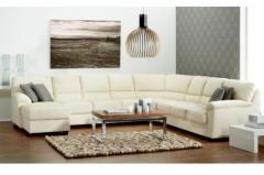 El sofá de Albina angular, N-11