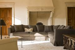 El sofá N-33 angular