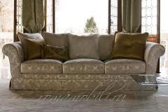 El sofá N-34 angular