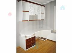 Les meubles la chambre d'enfant