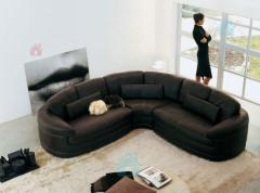El sofá PERSIVALI angular