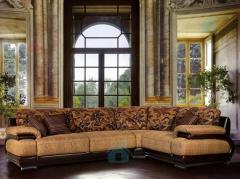 El sofá FLORENTINO angular