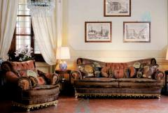 Kompalekt upholstered furniture of DAMIANI