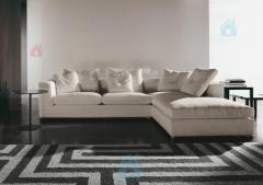 El sofá TIERI angular