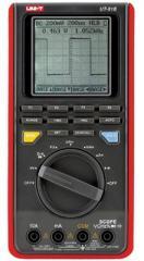 Мультиметр UNIT UT-81B осциллограф