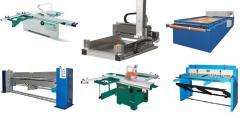 Оборудование для производства металлических и