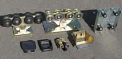 Комплект фурнитуры (консоль)для откатных(сдвижных) ворот до 400 кг. и до 800 кг..