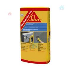 Solution for repair of Sika MonoTop 612/614