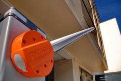 Автоматический  высокоинтенсивный шлагбаум AGL от ROGER Technology