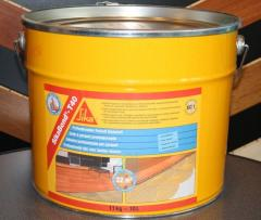 Glue for pasting of multilayer parquet of Sikabond