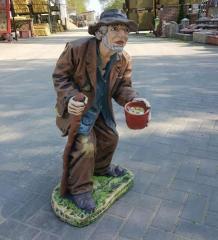 Декоративные изделия,статуэтки,бетонные статуэтки