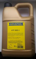 Масло моторное ATF RED-1, 1л