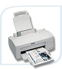Принтер цветной струйный Epson Stylus Color 980