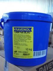 Смазка автомобильная LKW Fett Blau, 10 кг