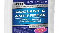 The concentrated l HTC Concentrate MB 325.0, 5