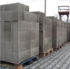 Блоки строительные, Блоки стеновые от