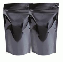 Дой пак металлизированный для чая, с зиплок (500г)