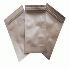 Пакет трехшовный металлизированный для орехов и