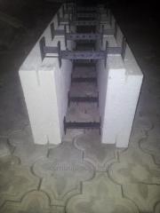 Несъёмная опалубка модифицированная COMBOBLOCK™