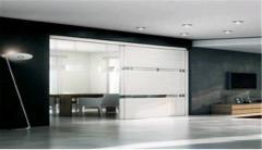 System of sliding doors Bridge