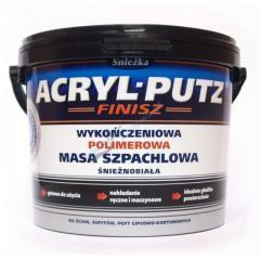 Glet Acryl-Putz Finisz