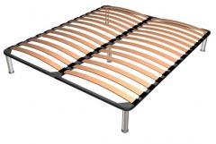 The bases under a mattress