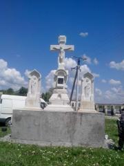 Crosses stone