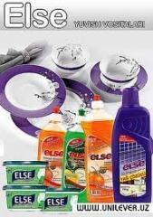 Lichid de spălat vase ELSE  500 ml /ELSE средство