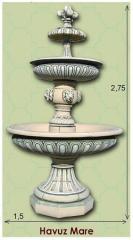 Декоративные фонтаны  в молдове из натурального
