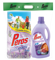 Detergent automat in moldova Peros 9000+4ml