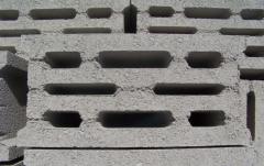 Фортан, Блоки стеновые, Блоки перегородочные от