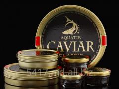 Caviar black granular (sterlet)