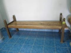 Benches for the house