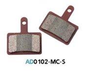 Blocks disk ASHIMA AD0102-MC-S w/spring