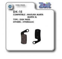 Blocks disk Zeit DK-15